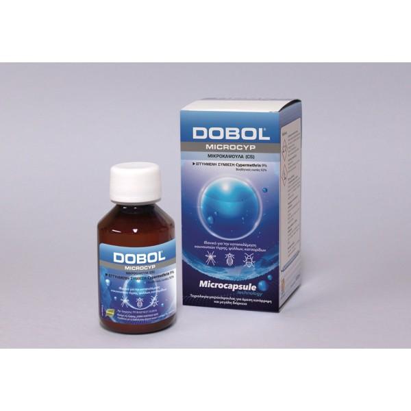 Εντομοκτόνο-ακαρεοκτόνο Dobol Microcyp 100ml