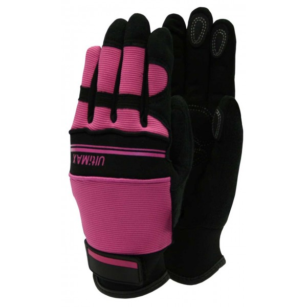 Γάντια κήπου ροζ Ultimax Aquasure