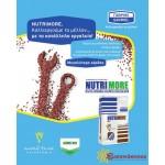 Λίπασμα NUTRIMORE 20-10-15S+2MgO+Fe+ZnDDP|25Kgr